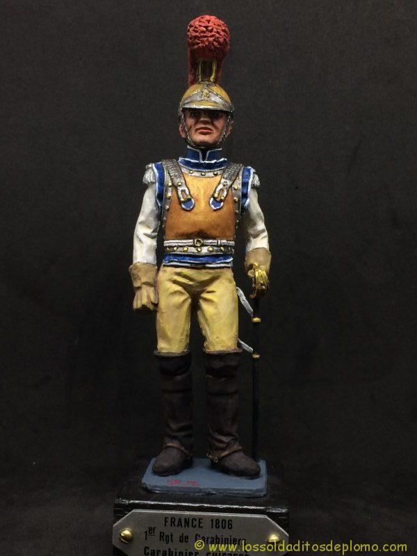eko-almirall 1º Rgto de Carabineros 1.808-1