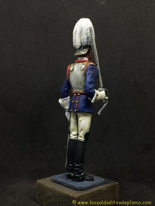 eko-almirall Escolta Real (Oficial) ESPAÑA 1910-7