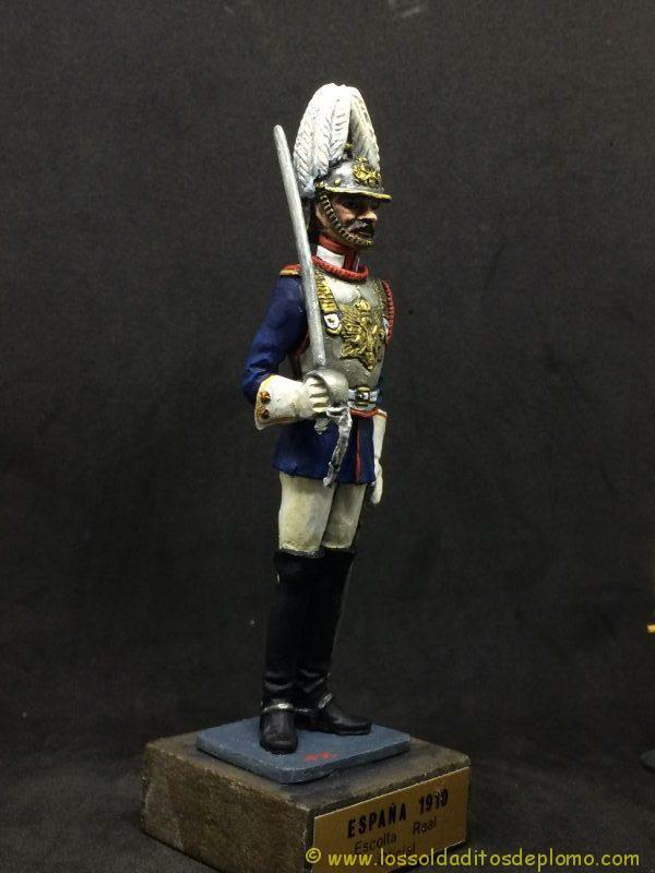 eko-almirall Escolta Real (Oficial) ESPAÑA 1910-9