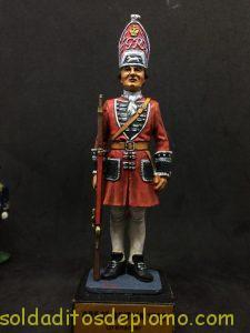 eko-almirall granadero britanico 1726-1