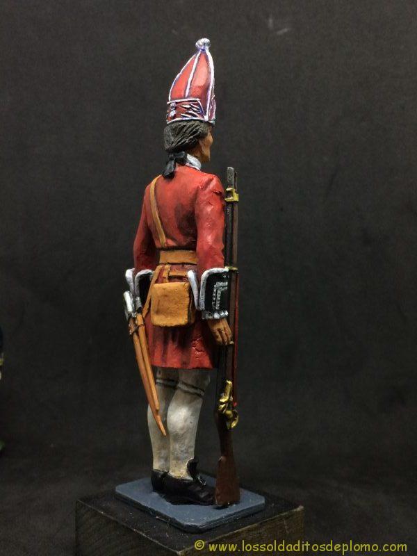 eko-almirall granadero britanico 1726-7