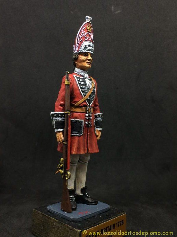 eko-almirall granadero britanico 1726-9