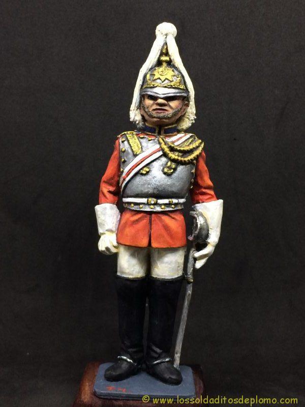 Guardia Real Britanica ( a caballo) 1970-1