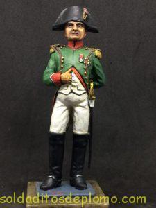 figura plomo 90mm eko almirall napoleon bonaparte