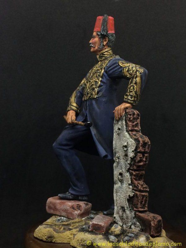 GENERAL CHARLES G. GORDON EN KHARTOUM-3