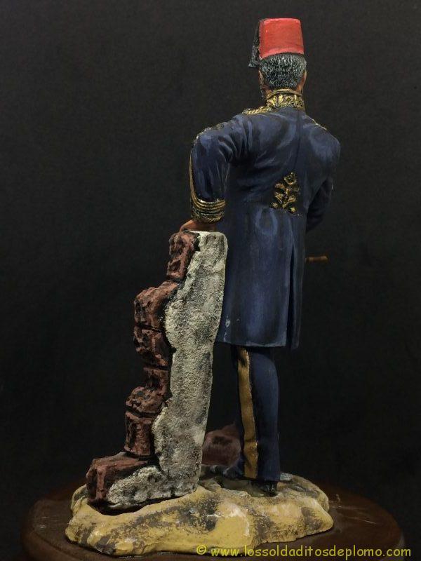 GENERAL CHARLES G. GORDON EN KHARTOUM-5