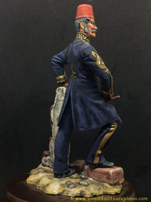 GENERAL CHARLES G. GORDON EN KHARTOUM-7