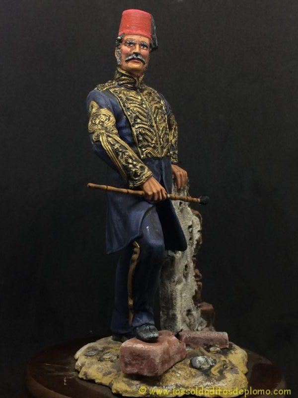 GENERAL CHARLES G. GORDON EN KHARTOUM-9