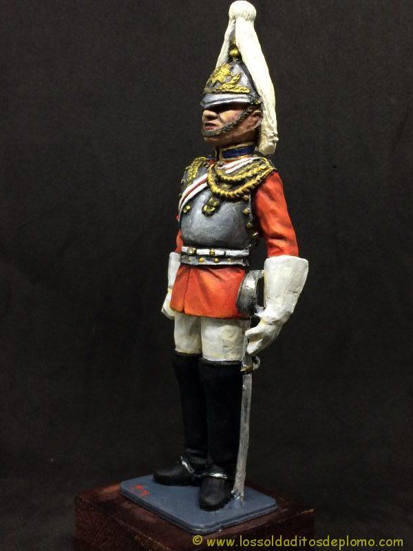 Guardia Real Britanica ( a caballo) 1970-3
