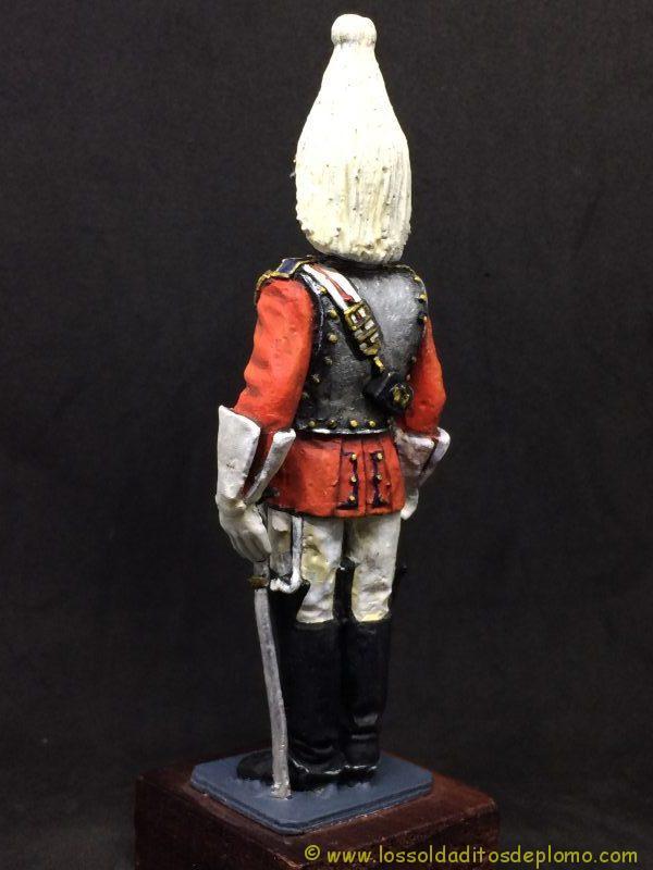 Guardia Real Britanica ( a caballo) 1970-5
