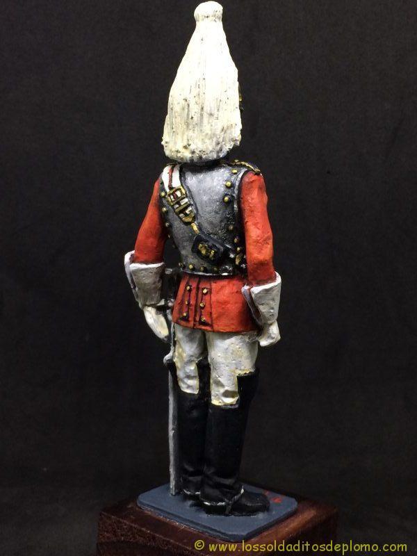 Guardia Real Britanica ( a caballo) 1970-7