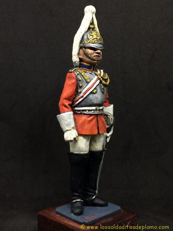 Guardia Real Britanica ( a caballo) 1970-9