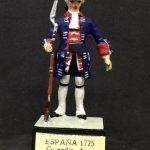 soldaditos de plomo Guardias Reales Españolas: Guardia de Infantería 1.775