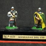 miniploms: Mesnadas del Cid Alymer