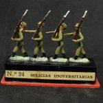 miniploms Alymer milicias universitarias