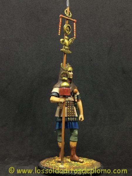 Sovereign SIGNIFIER AUXILIA COHORT 1st CENTURY A.D