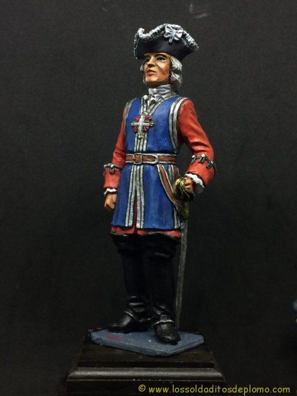 eko-almirall 90mm Mosquetero del Rey 1810-3