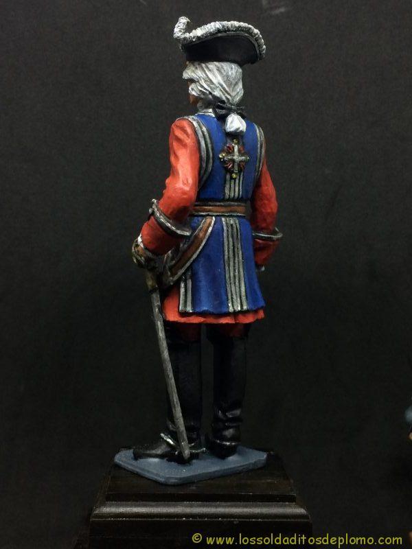 eko-almirall 90mm Mosquetero del Rey 1810-5