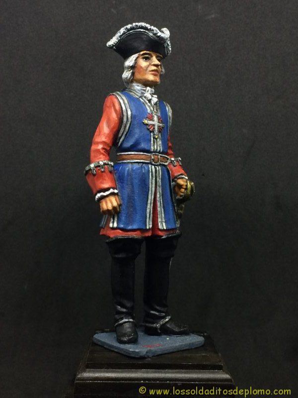 eko-almirall 90mm Mosquetero del Rey 1810-9