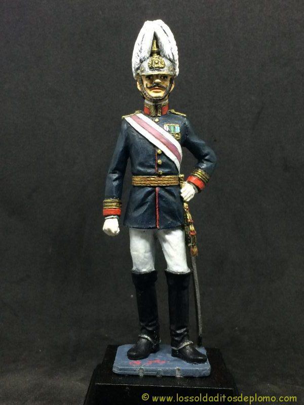 EKO figura 90mm Capitán General España 1910
