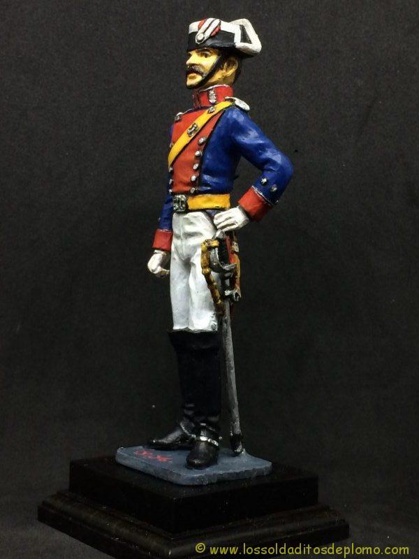 eko Oficial Guardia Civil, 1910-3