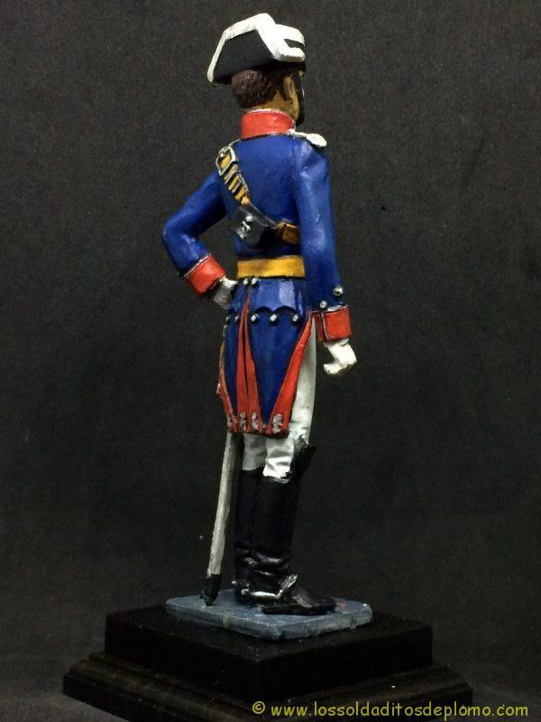eko Oficial Guardia Civil, 1910-7