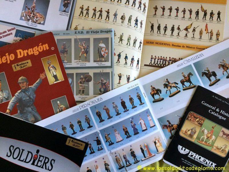 colage de catalogos