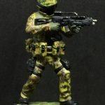 fuerzas de elite altaya Kommando Spezialfrafte, Alemania-1