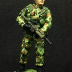 soldado de plomo fuerzas de elite Comando portugués, Portugal-1