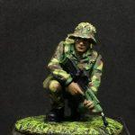 soldado de plomo fuerzas de elite Gurkha, Reino Unido-1