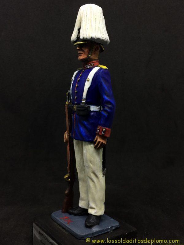 EKO-ALMIRALL Guardia de Granaderos alemania 1910-3