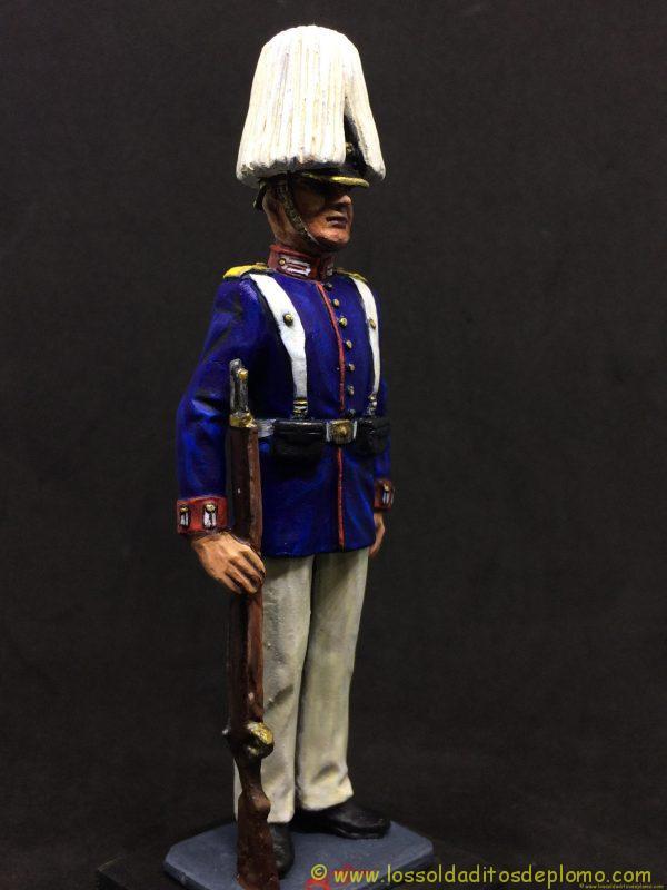 EKO-ALMIRALL Guardia de Granaderos alemania 1910-9