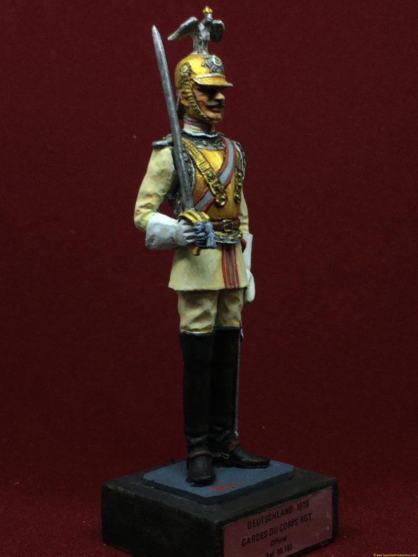 EKO ALMIRALL 90mm Garde du Corps Alemania. 1910-8