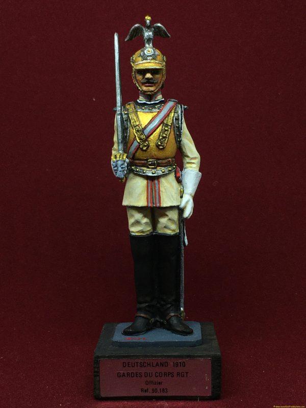 EKO ALMIRALL 90mm Garde du Corps Alemania. 1910