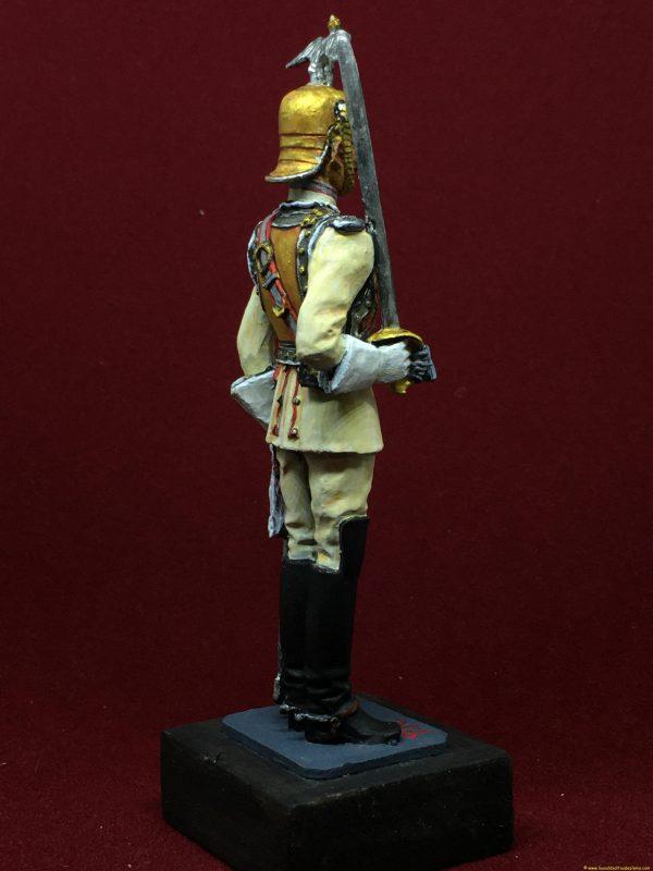 EKO ALMIRALL 90mm Garde du Corps Alemania. 1910-6