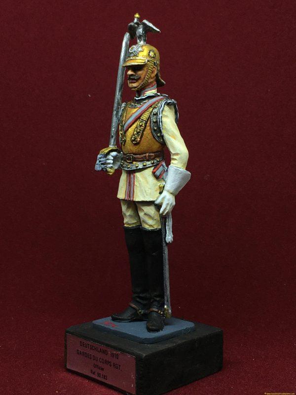 EKO ALMIRALL 90mm Garde du Corps Alemania. 1910-2