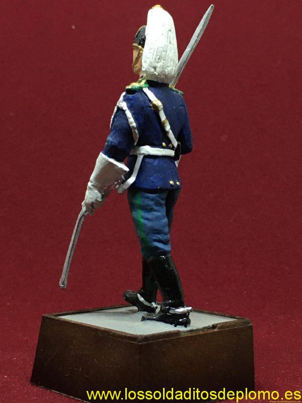 Guardia Nacional Republicana 1911-2001 Soldat 54mm-4