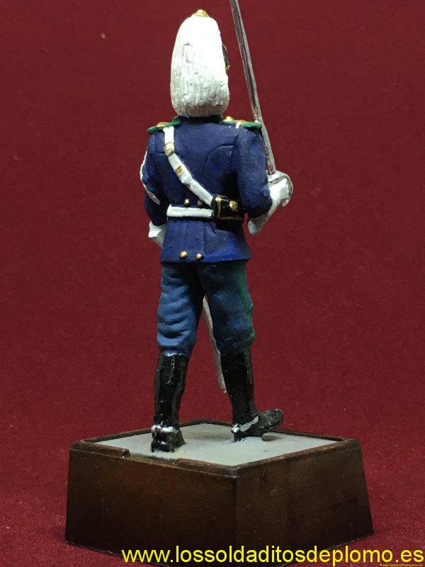 Guardia Nacional Republicana 1911-2001 Soldat 54mm-6