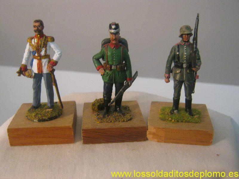 Kaiser Wilhelm-EK Castings,Jager - Lasset,Storm Trooper-Mountford Metal Miniatures, all German Imperial Army,1900's