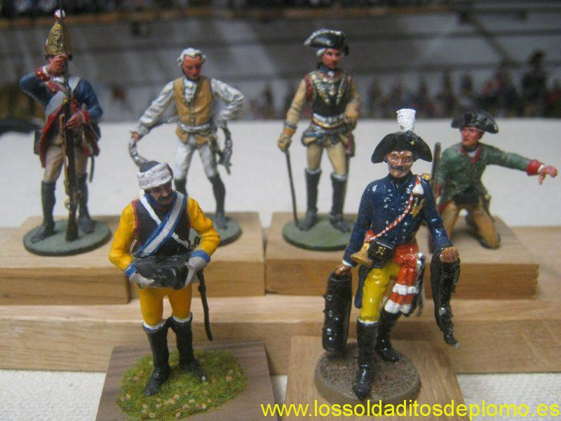 Prussians Seven Years War by Puchala