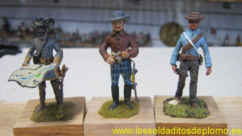 ACW -Confederate ADC and Mosby's Rangers