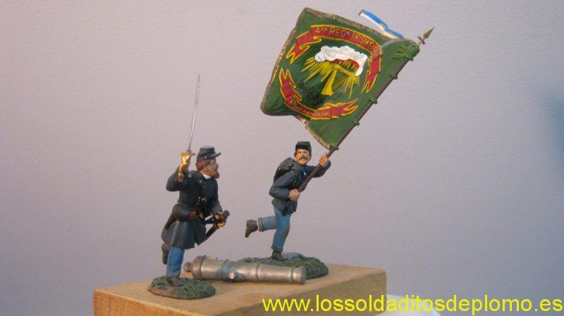 ACW-Irish Brigade ,Union Army by Britains