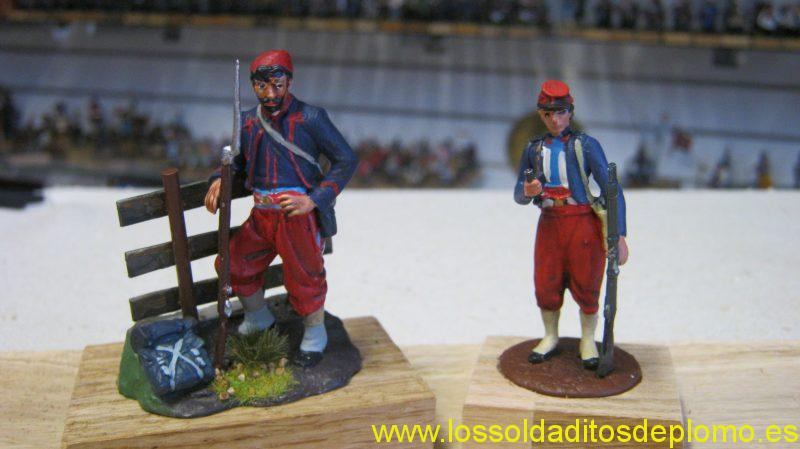 ACW-Unoin Army Zouaves By Andrea and Imrie Risley