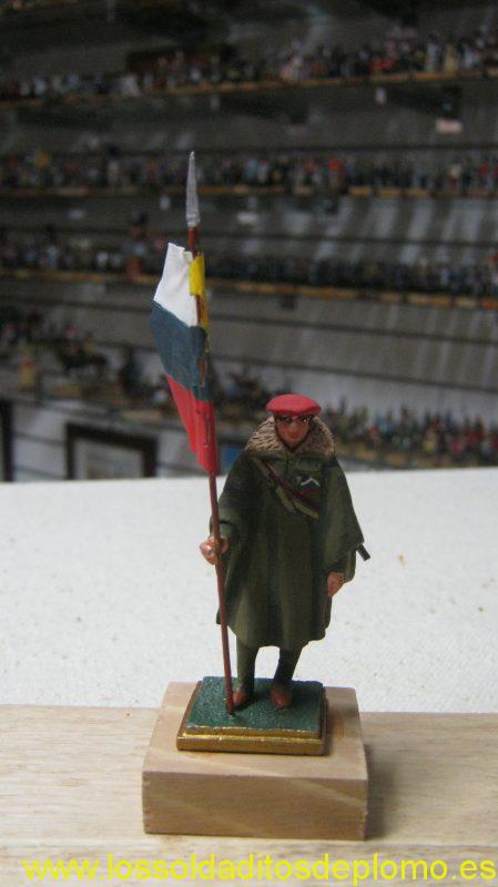 Carlista ,Russian Brigade,1938 .by El Infante
