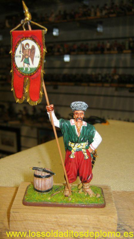 Cossack 1800's by EK castings
