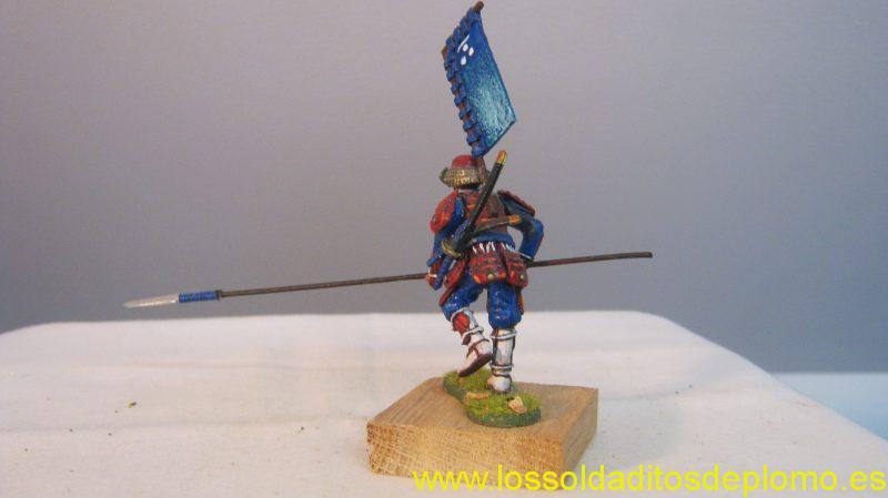 East India Company- Japanese Samurai,1540