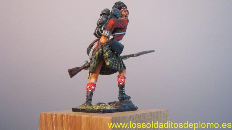 First Legion-Highlander (Au Naturale)