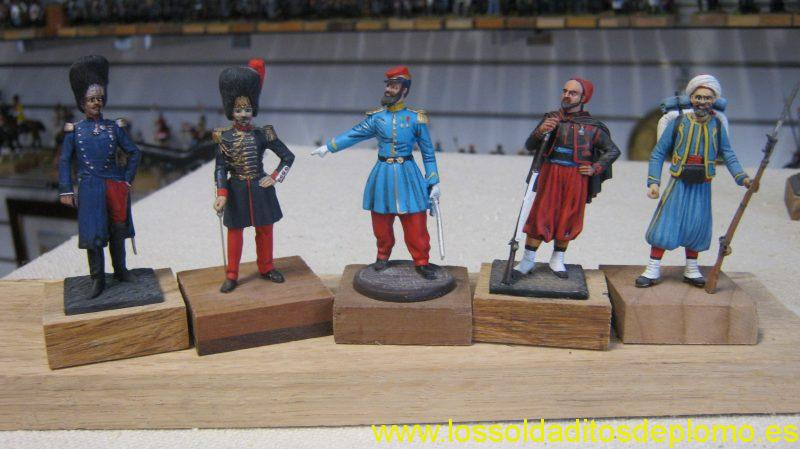 French Army Second Empire by Le Cimier