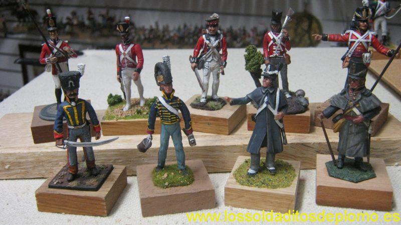 Hinchliffe -English Infantry and Royal Horse Artillery(RHA)
