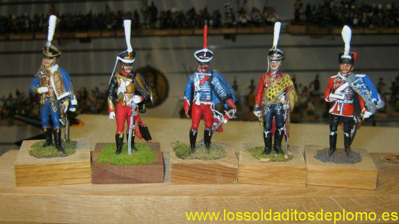 Hussars,Imperial Russian Army 1812 and 1890 by Stadden